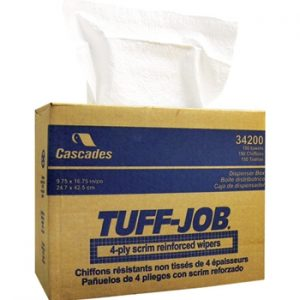 Tuff Job Scrim Reinforced Wipers