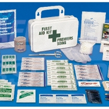 Ontario Section 8 Deluxe 10 Unit First Aid Kit