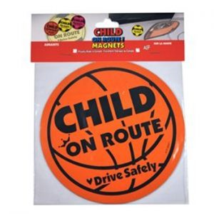 Child on Route Magnets