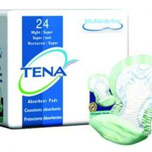 TENA Night Super Pads -CASE
