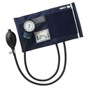 Deluxe Aneroid Spgygmomanometer