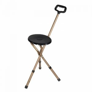 Drive Medical Adjustable Height Cane Seat