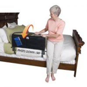 Stander 30 inch Safety Bed Rail and Padded Pouch