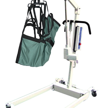Bariatric Battery Powered Lift with Six Point Cradle