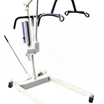 Bariatric Battery Powered Patient Lift with Rechargeable Removable Battery