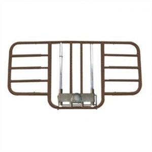 Half Length Bed Rail Tool Free Adjustable Width