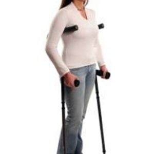 Standers Millennial Crutch