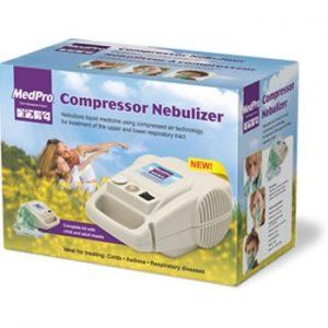 Med Pro Compressor Nebulizer