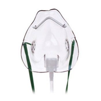 Oxygen Mask with Tubing Adult