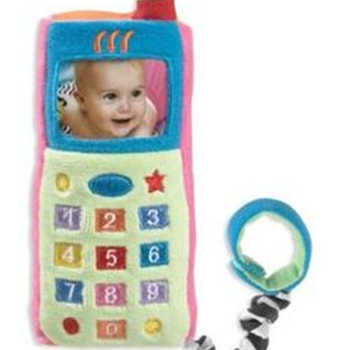 Playgro My First Mobile Phone