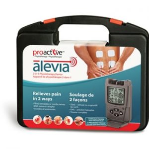 TENS 2 in 1 Physiotherapy Device Alevia by ProActive