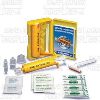 Bite & Sting Extractor Kit