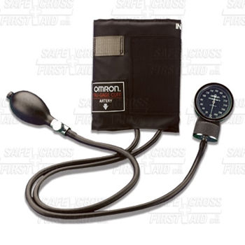 Sphygmomanometer Aneroid with Adult Cuff