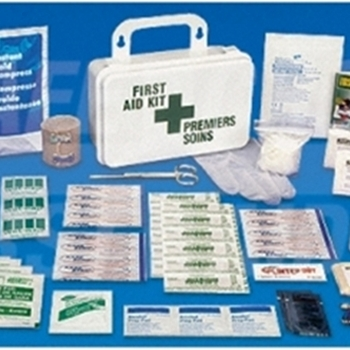 Ontario Section 8 First Aid Kit - 1-5 Workers (REFILL ONLY)