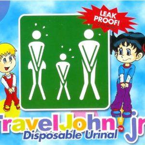 Travel John Jr Disposable Urinal