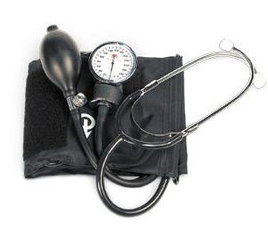 Self Taking Home Blood Pressure Kit