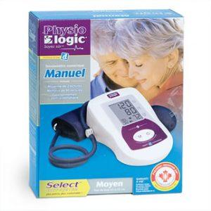 Physio Logic Manual Inflate Blood Pressure Monitor