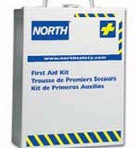 Truck First Aid Kit Metal