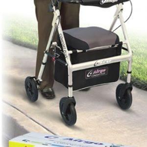 Airgo Comfort Plus Lightweight Rollator