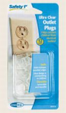 Safety 1st Ultra Clear Outlet Plugs